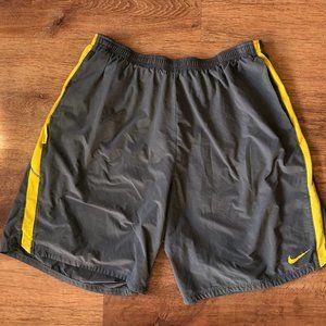 Mens Nike Dri Fit Livestrong Training Shorts Sz. L